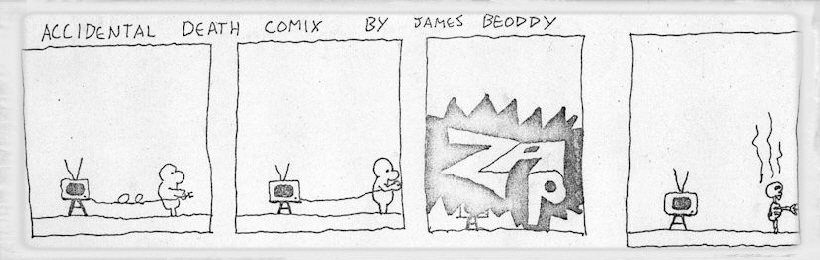 Accidental Death Comix