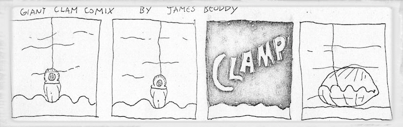 Giant Clam Comix