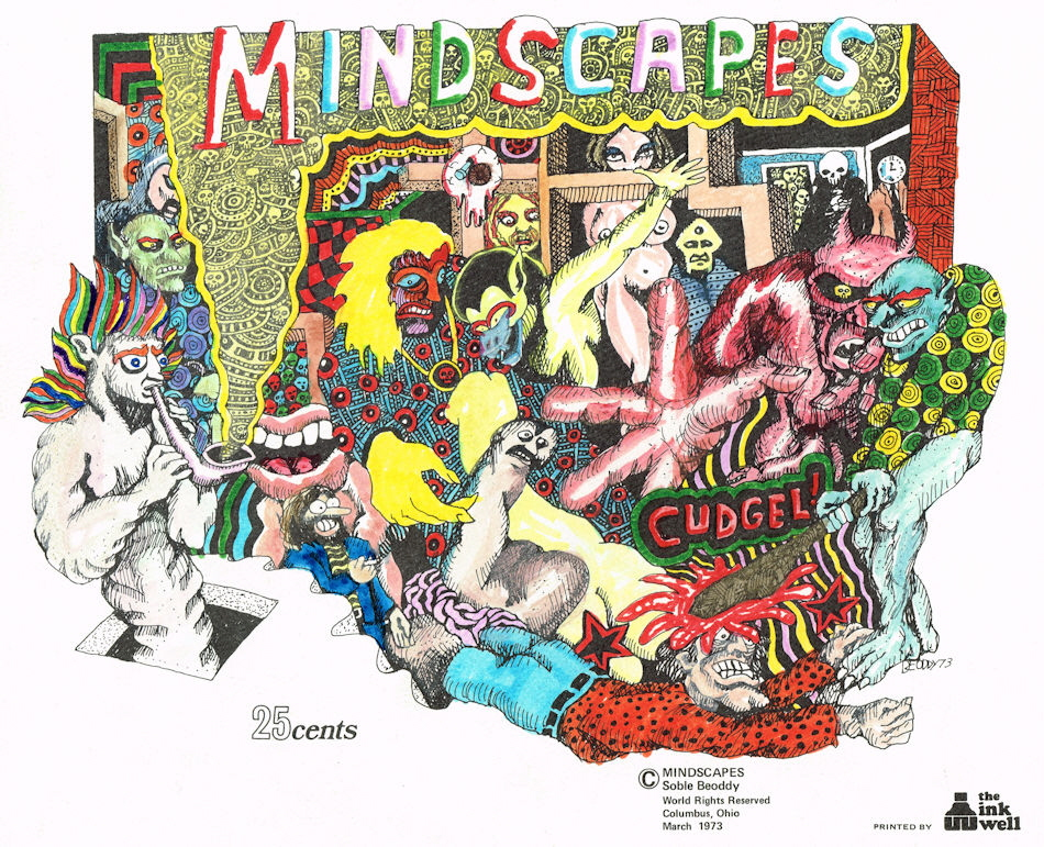 Mindscapes - Front Cover